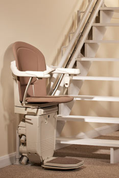 Move Freely With A Home Chair Lift