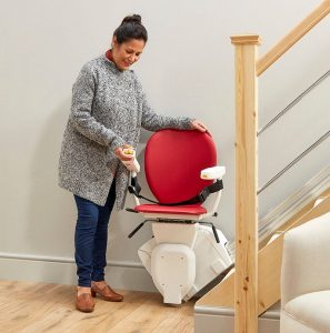 Stairlifts in Ashton-under-Lyne